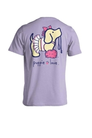 Gildan Puppielove Cheerleader Tee - Product Mini Image