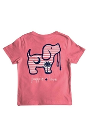 Gildan Youth Puppielove Tees - Front cropped