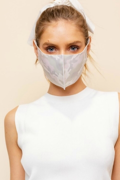 Shoptiques Product: Anti-Bacterial Washable Facemask