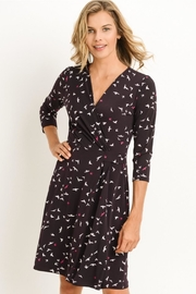 Gilli Bird Print Dress - Front cropped