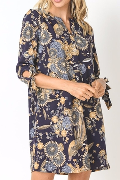 Gilli Bird Tunic Dress - Product List Image