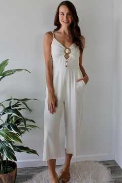Gilli California Dreaming Jumpsuit - Product List Image