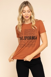 Gilli California Graphic Tee - Product Mini Image