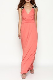 Gilli Coral Maxi Dress - Product Mini Image