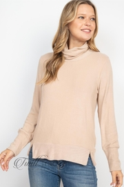 Gilli Cowl Neck Sweater - Front cropped