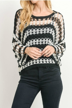 Gilli Crochet Sweater - Product List Image