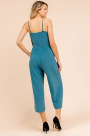 Gilli Cropped Jumpsuit - Other