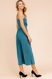 Gilli Cropped Jumpsuit - Back cropped