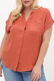Gilli Easy-Does-It Blouse - Product Mini Image