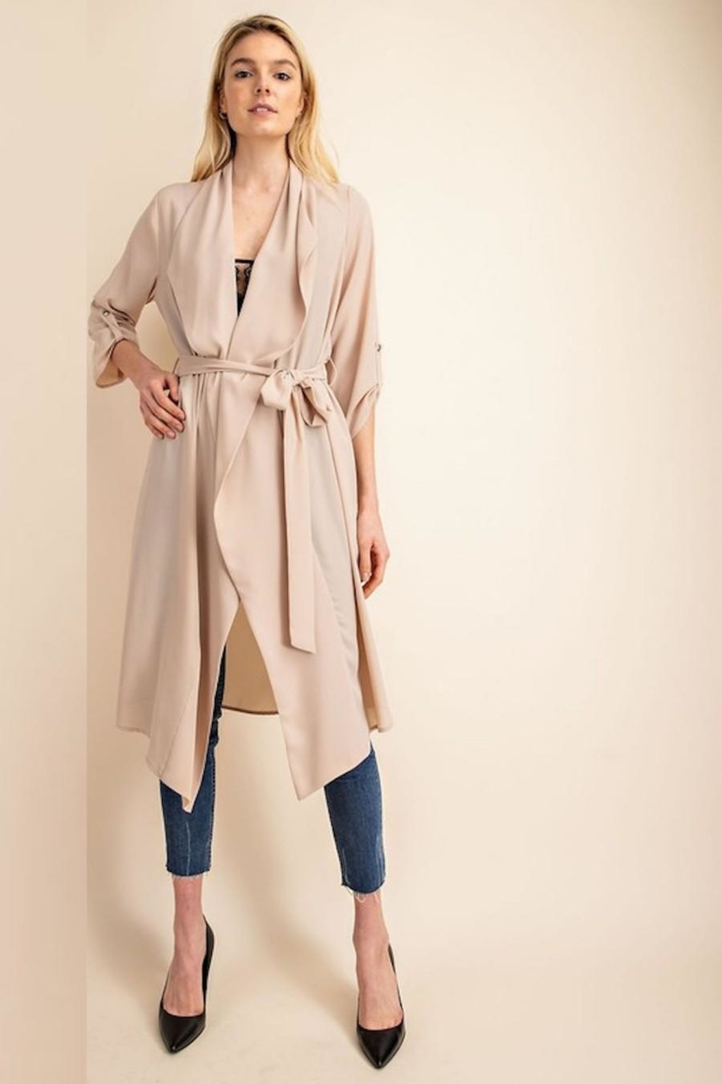 Gilli Everywhere Duster - Front Cropped Image