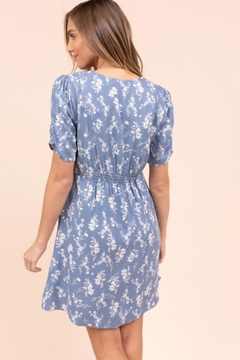 Gilli Floral Print Dress - Alternate List Image