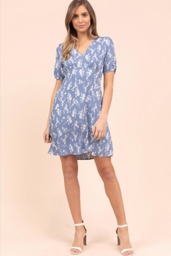 Gilli Floral Print Dress - Product List Image