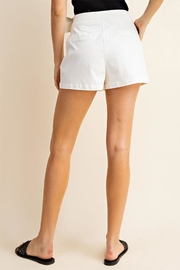 Gilli Front Buckle Shorts - Side cropped