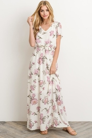 Gilli Heavenly Floral Dress - Product Mini Image