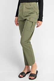 Gilli High-Waisted Cargo Pants - Product Mini Image