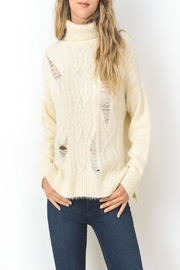 Gilli Kaia Crochet Sweater - Product Mini Image