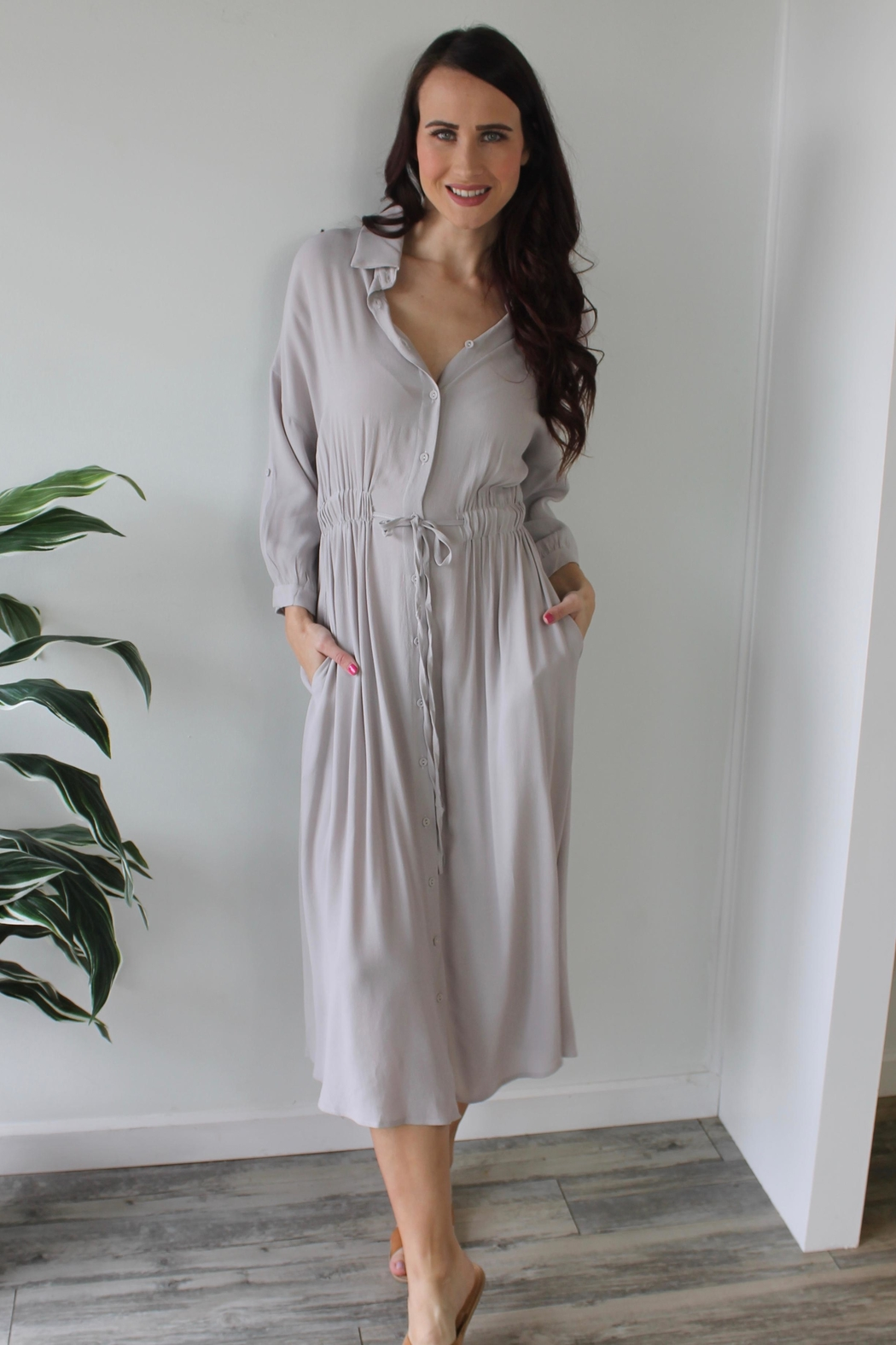 Gilli Kinley Maxi Dress - Front Full Image