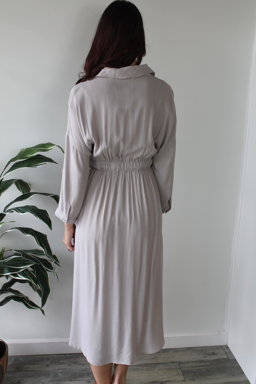Gilli Kinley Maxi Dress - Side Cropped Image