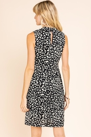 Gilli Leopard Bodycon Sweater Dress - Other