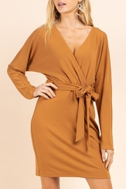 Gilli Long Sleeve Dress - Product Mini Image