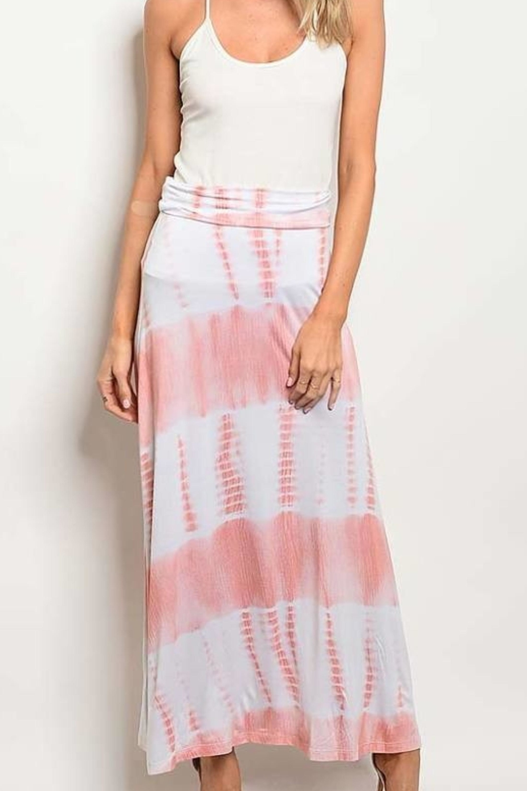 Gilli Maxi Skirt - Front Cropped Image