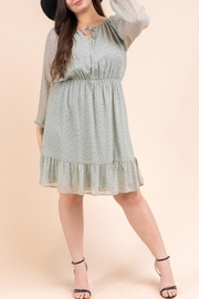 Gilli Moonbeam Dress - Front cropped