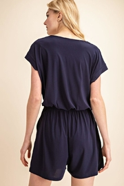 Gilli Navy Must-Have Romper - Side cropped