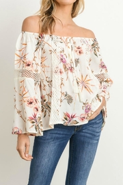 Gilli Off Shoulder Top - Product Mini Image