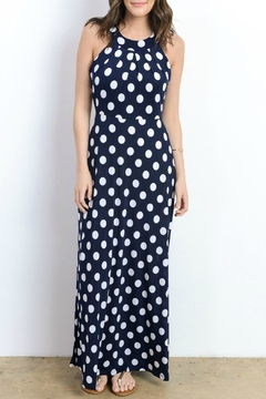 Gilli Poka Maxi Dress - Product List Image