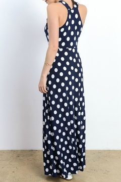 Gilli Poka Maxi Dress - Alternate List Image