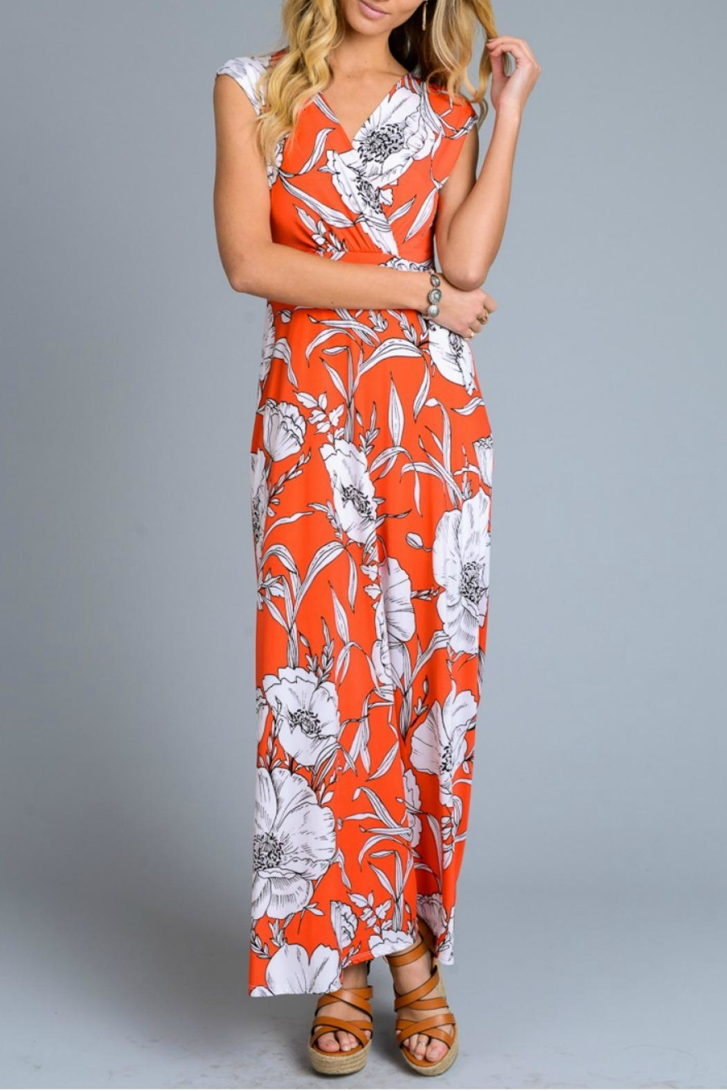 6cc3115ac63 Gilli Poppy Maxi from Washington by Maple + Moss Boutique — Shoptiques