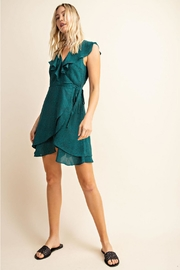 Gilli Printed Wrap Dress - Other