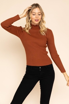 Gilli Pumkin Spice Sweater - Product List Image