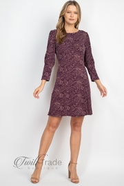 Gilli Purple Taupe Dress - Other