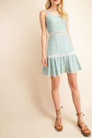Gilli Ruffle Hem Dress - Product Mini Image