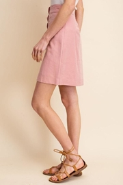 Gilli Scallop Button Skirt - Other