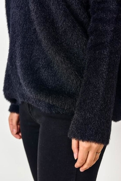 Gilli Serena Fur Sweater - Alternate List Image