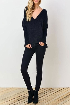 Gilli Serena Fur Sweater - Product List Image