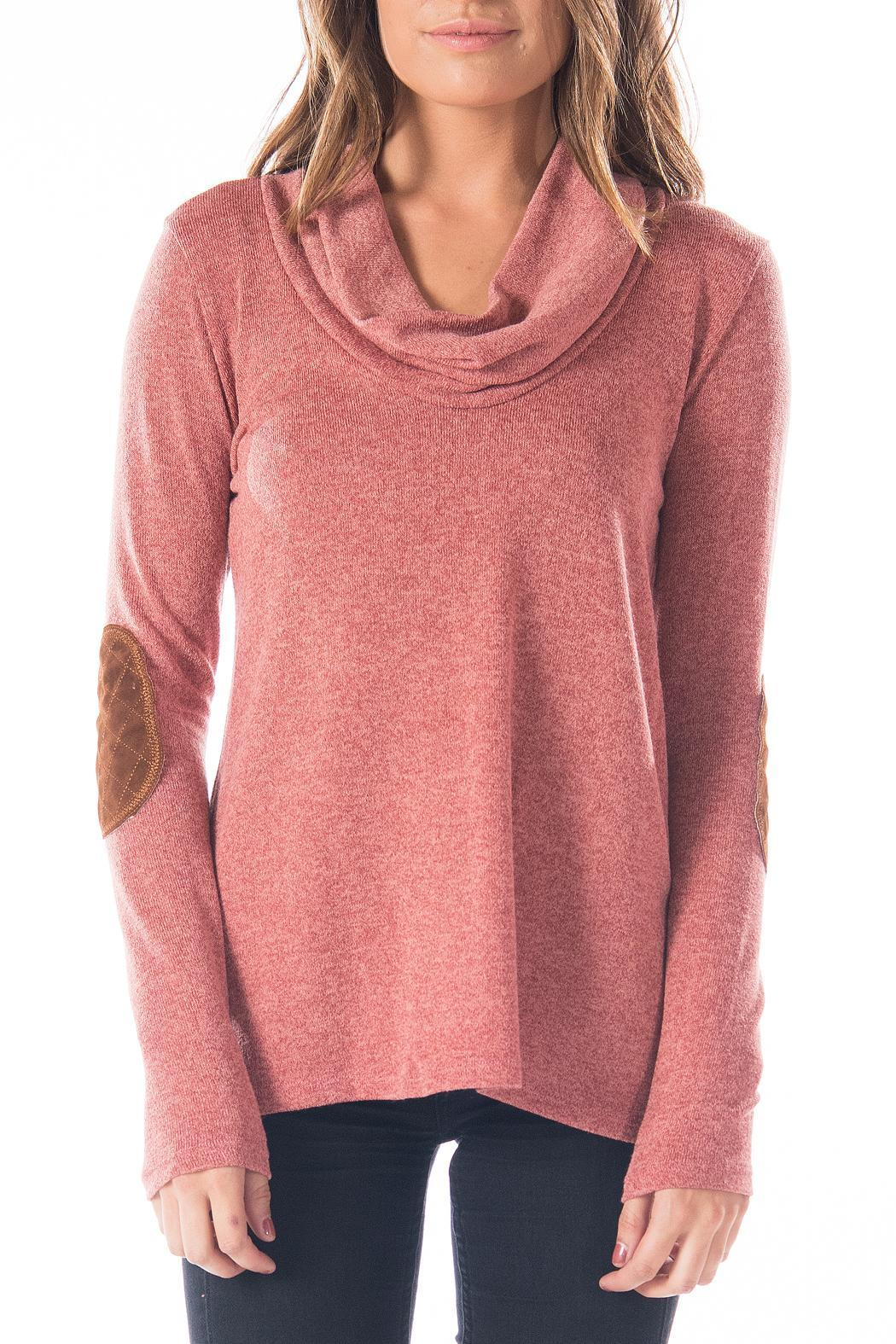 Gilli Soft Cowl Neck Sweater from California by CleverElement ...