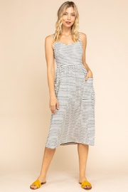 Gilli Striped Pocket Midi - Product Mini Image