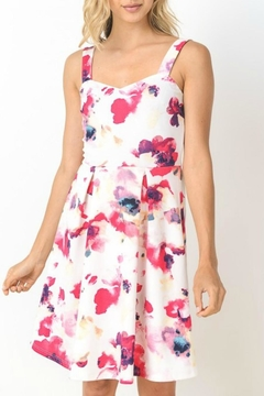 Shoptiques Product: Watercolor Dress