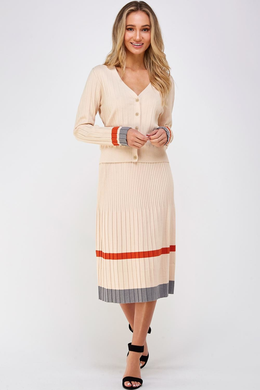 Gilli Sweater Skirt Set - Main Image