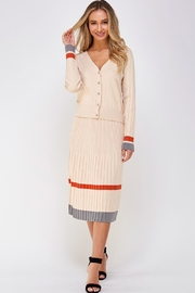 Gilli Sweater Skirt Set - Front full body