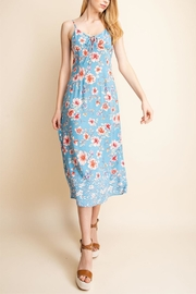 Gilli Tropical Flower Dress - Product Mini Image