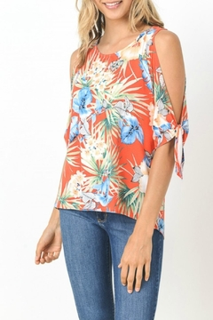Shoptiques Product: Tropical Top