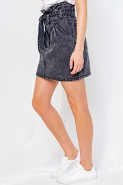 Gilli Washed Denim Mini - Side cropped