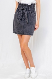 Gilli Washed Denim Mini - Front full body