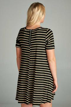 Gilli Stripe Tunic Top - Alternate List Image