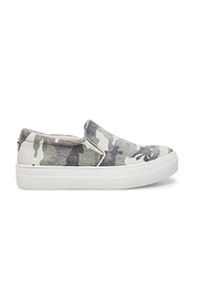 Steve Madden Shoes Gills Camo Sneaker - Front cropped