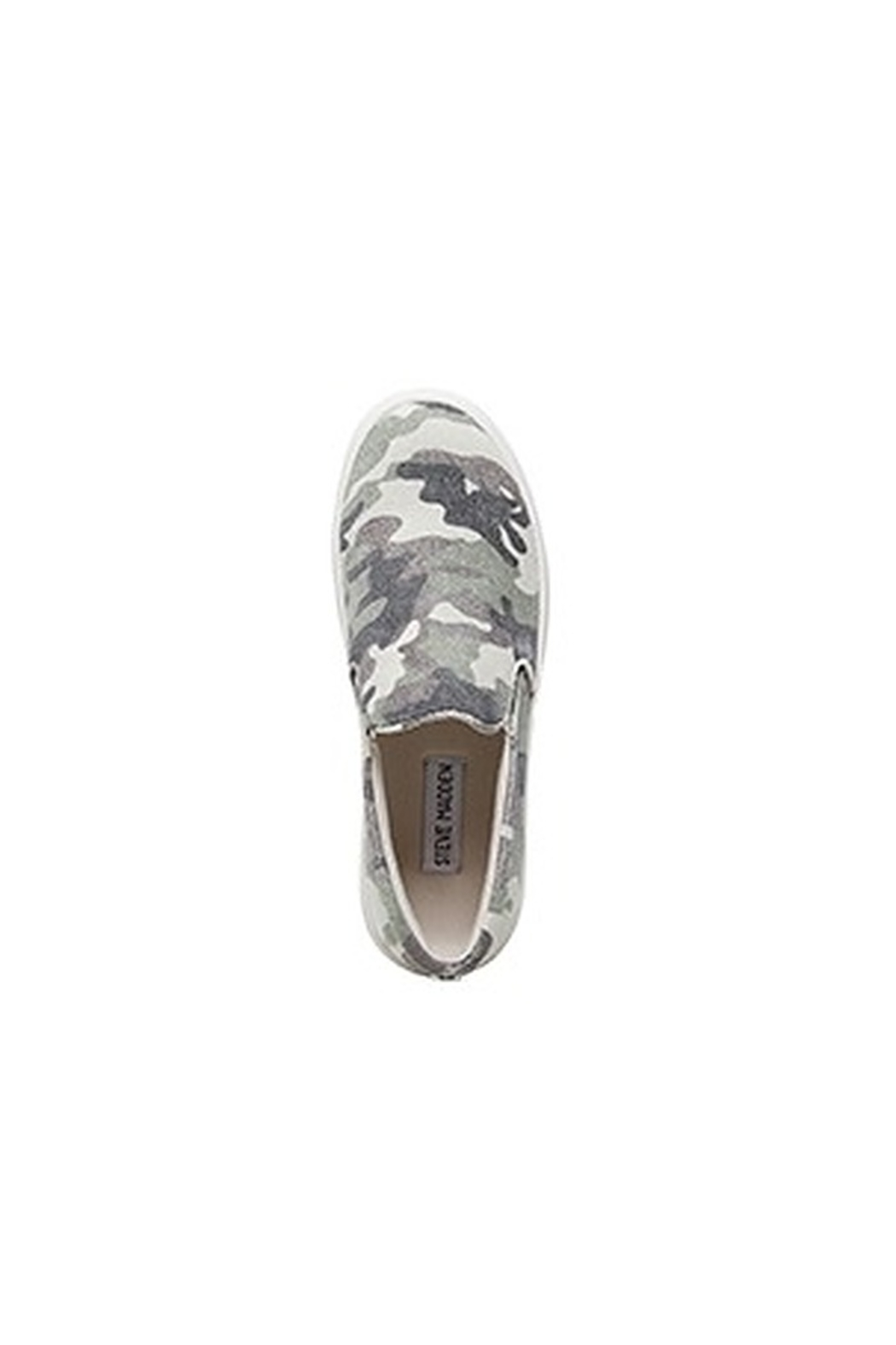 Steve Madden Shoes Gills Camo Sneaker - Side Cropped Image
